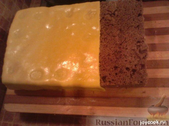 Как сделать торт спанч боб пошагово