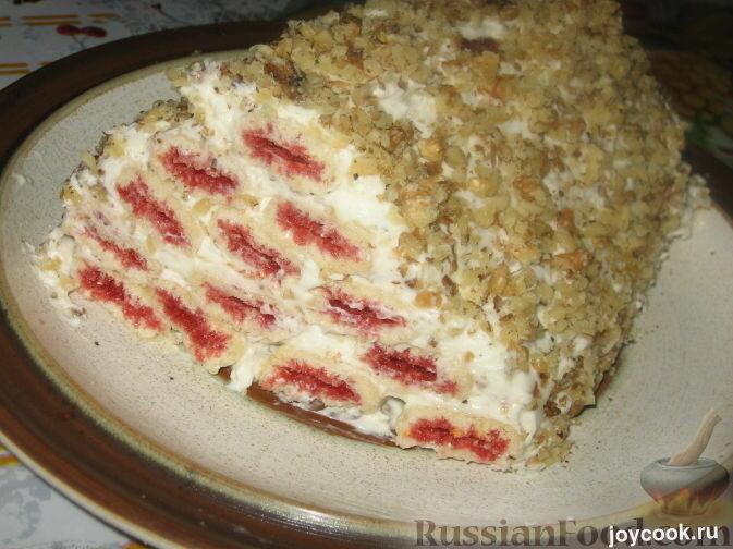 Торт рецепт с фото пошагово без выпечки