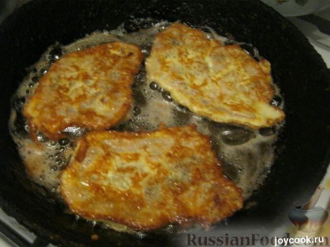 Биток запеченный в духовке рецепт с фото