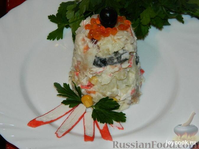Кальмары на праздничный стол рецепты простые