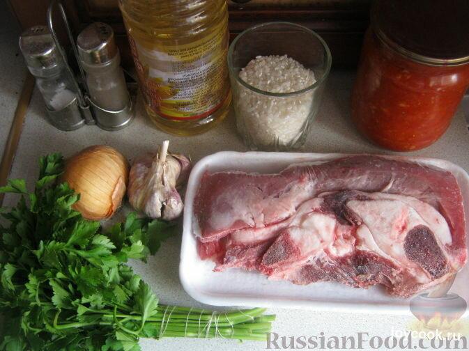 Харчо рецепт с аджикой