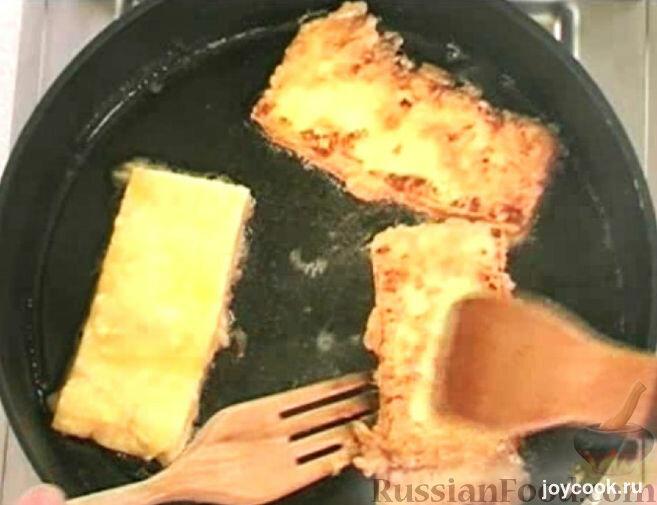 Молока жареная рецепт с пошагово в