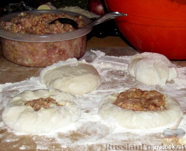 Беляши в домашних условиях рецепт пошагово