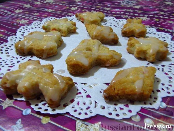 Рецепт имбирного печенья с кардамоном