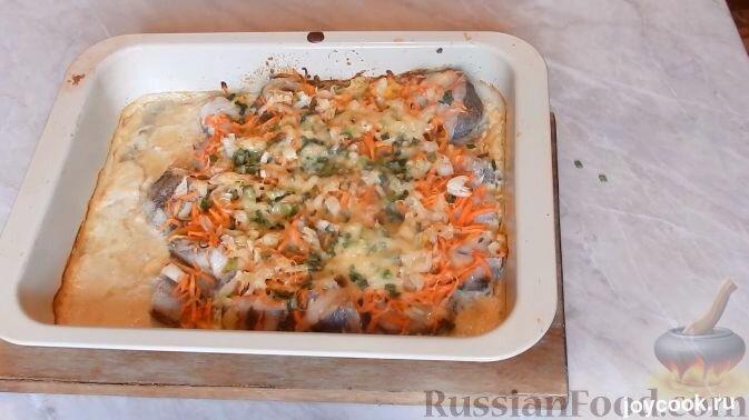Лимонелла рыба запеченная в духовке