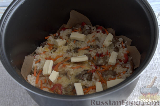 Запеканка с грибами в мультиварке рецепты