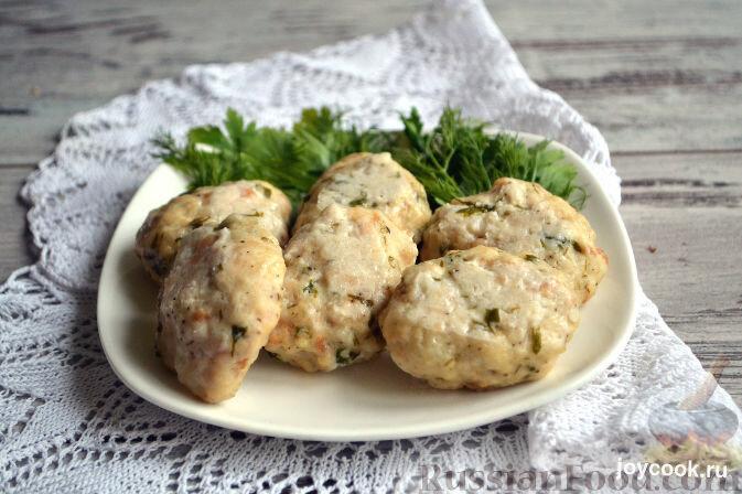 Куриные котлеты рецепт с пошагово на пару
