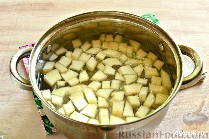 Хачапури рецепт из слоеного теста с творогом и сыром рецепт