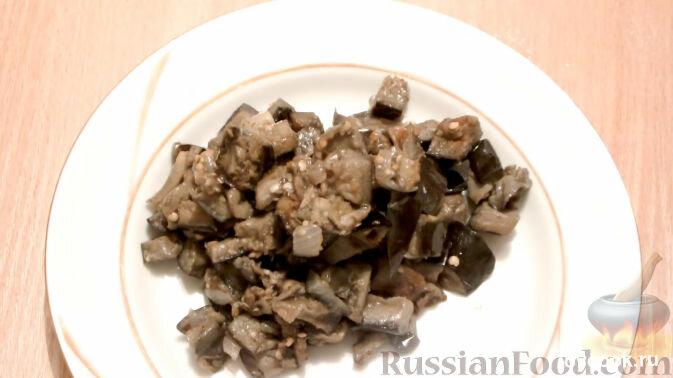 Жареные синие как грибы рецепт