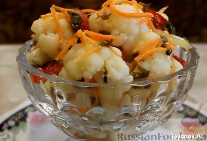 Рецепт капусты по-корейски в домашних условиях с пошагово