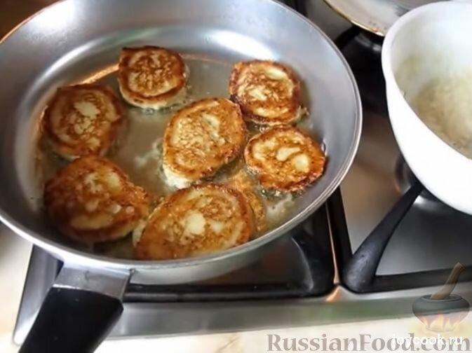 Капустные оладьи на кефире рецепт с фото
