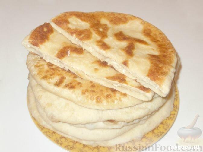 Хачапури рецепт с сыром и картофелем рецепт