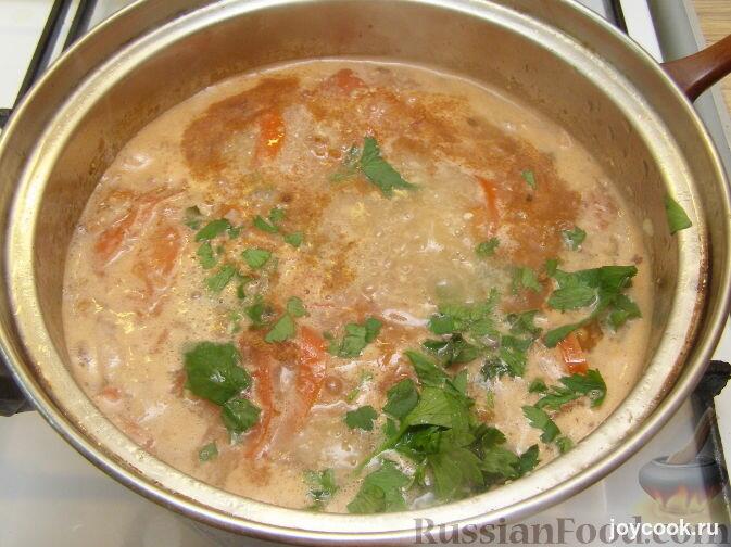 Рецепт харчо из курицы пошагово