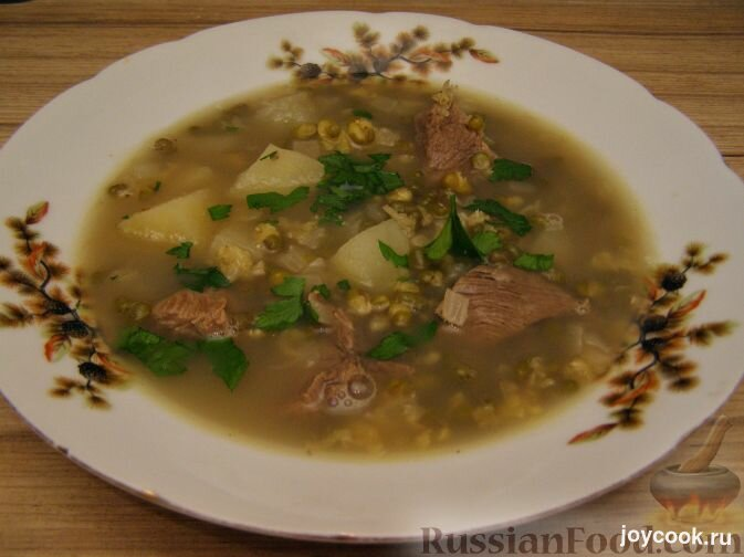 Суп из чечевицы рецепт пошагово с мясом