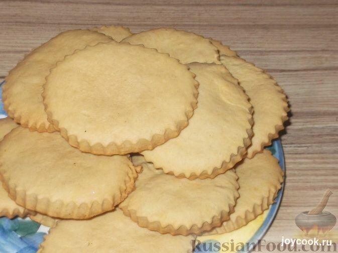 печенье на майонезе на скорую руку рецепты