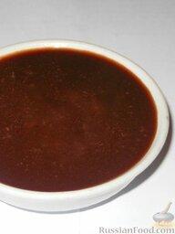 Глазурь шоколадная: Шоколадная глазурь готова. Ее также можно использовать в качестве крема. Для крема можно добавить желтки и взбитые белки.