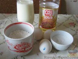 Блины скороспелые: Минимум продуктов, а сколько удовольствия! :) Этот рецепт скороспелых блинчиков доступен всем.
