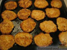 Печенье овсяное с творогом: Выпекать овсяное печенье при температуре 200 градусов до золотистого цвета. Около 15-20 минут.