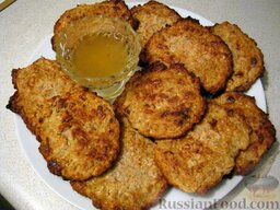 Печенье овсяное с творогом: Домашнее овсяное печенье с творогом готово.  Приятного чаепития!