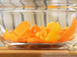 Марокканский салат с морковью и апельсинами: Вырезаем мякоть (дольки) апельсинов и добавляем к моркови (можно выжать апельсиновый сок).