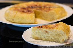 Тортилья де пататас (омлет с картофелем)