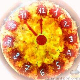 "Пицца ""Пока часы 12 бьют"""