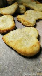 Творожное печенье: Приятного аппетита!