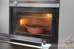 Рыба дорадо, запеченная в соли, с овощным гарниром: Все. Выкладываем овощи на противень, ставим в духовку с режимом «Пар». Температура - 96 градусов, время - 18 минут.   Можно воспользоваться пароваркой, можно мультиваркой, аэрогрилем и некоторыми моделями микроволновок.  А если у вас вдруг пропадет электричество, вспомните, как готовили на пару наши мамы и бабушки: кастрюлька, в ней сито или дуршлаг, на дне - вода, сверху - крышка. Замечательные паровые котлетки получались в такой «пароварке»... Но вернемся в XXI век.