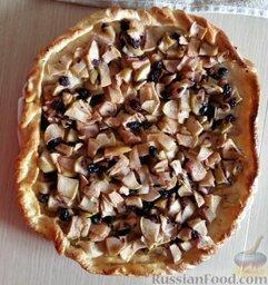Тесто для пирогов и пиццы: Пирог с яблоками.    Советую всем приготовить тесто для пирогов и пиццы по моему рецепту! Вот увидите, пирожки разлетятся на УРА!  Приятного аппетита!
