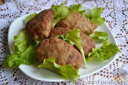 Котлеты из мясного фарша (в мультиварке): Приятного аппетита!