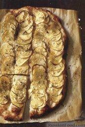 Пицца с картофелем