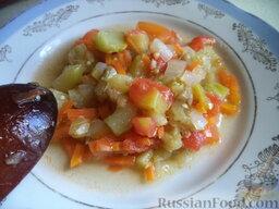 Соте из овощей (в мультиварке)
