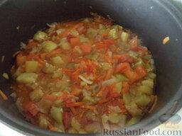 Соте из овощей (в мультиварке): Соте из овощей в мультиварке готово.