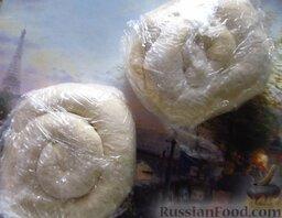 Фытыр по-египетски (слоеный пирог с заварным кремом): Заверните эти