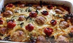 Картофельная запеканка с фрикадельками: Готовьте с удовольствием!