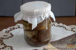 Баклажаны, запеченные в мультиварке (на зиму): Их можно подавать в качестве гарнира, с кусочком куриного филе, отбивной, шашлыком или пюре из батата. Хороши они «соло», с ломтем солодового хлеба или лавашом.