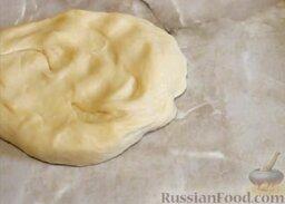 Мини-пирожки с вишней: Как приготовить мини-пирожки с вишней:    Первым делом нужно приготовить дрожжевое тесто.