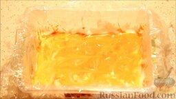 Маршмеллоу в домашних условиях: Можно украсить пищевыми красителями. Отправить в холодильник на 6 часов до полного застывания.