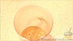Маршмеллоу в домашних условиях: Желатин залить теплой водой (100 г). Оставить набухать.