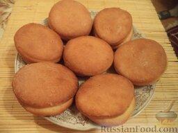 Пирожки с повидлом: Пирожки с повидлом готовы.