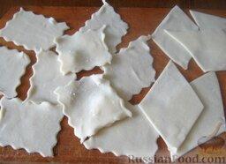 Тесто для бешбармак