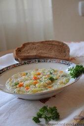 Кулеш украинский: Приятного аппетита!