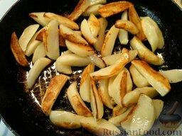 Камбала запеченная с картофелем рецепт