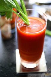 Коктейль Кровавая Мери (Bloody Mary)