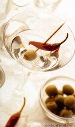 Коктейль Чили Водкатини (Chilli Vodkatini)