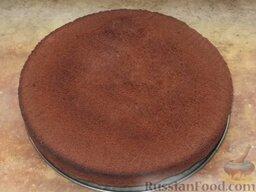 Бисквит шоколадный: Бисквит готов!