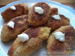 Мамалыга по-молдавски: Мамалыга по-молдавски готова.  Приятного аппетита!