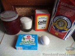 Пирог «Гости звонили - ставь чайник!»: Продукты для рецепта перед вами.
