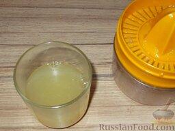 Варенье арбузное: Затем выдавить сок.