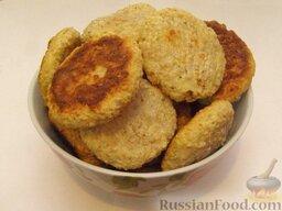 """Печенье из овсяных хлопьев """"Геркулес"""" и творога: Овсяно-творожное печенье готово. Приятного аппетита!"""